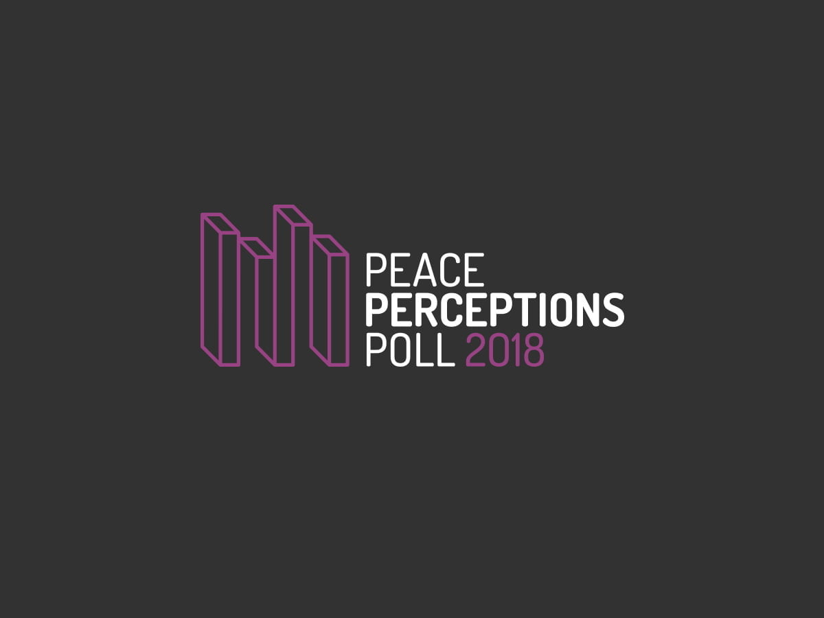 Peace Perceptions Poll logo