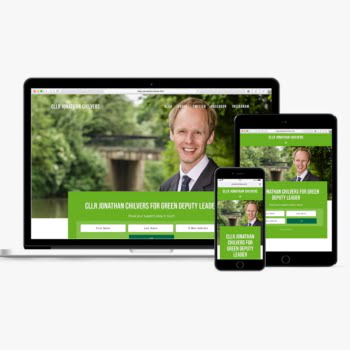 Green Party website