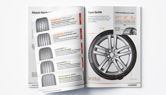 Read more about Customer safety guide for Hankook Tyre