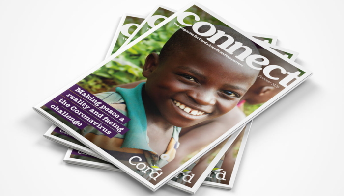 Read more about Magazine overhaul for Cord Global